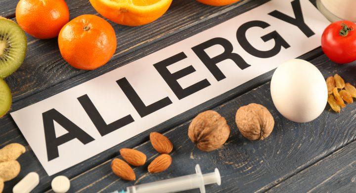 Egg Allergy accident claim