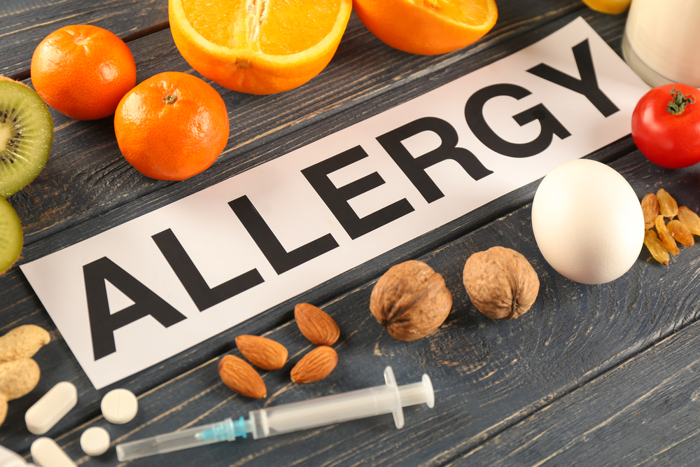 Egg Allergy accident claim