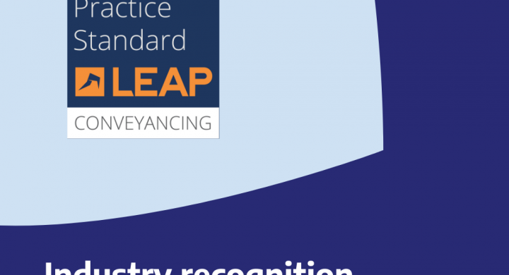 Industry recognition for conveyancing - LEAP Accreditation - Murria Solicitors in Birmingham